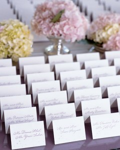 Как да съставим правилно списъка с гостите за сватбата си