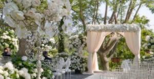 15-те най-често срещани грешки при избора на цветя за сватбената декорация