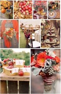 есенна сватба