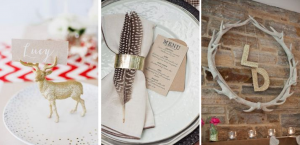 Животински мотиви в сватбения декор