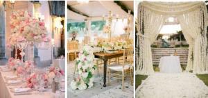 Сватба в стил гламур