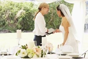 Асистиране в деня на сватбата