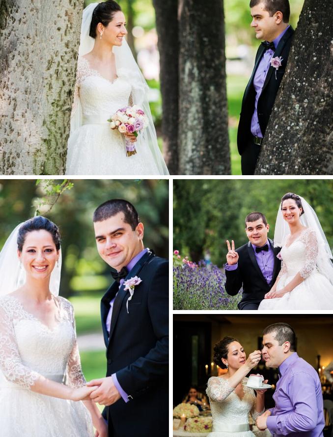 Сватбата на Ирина & Георги