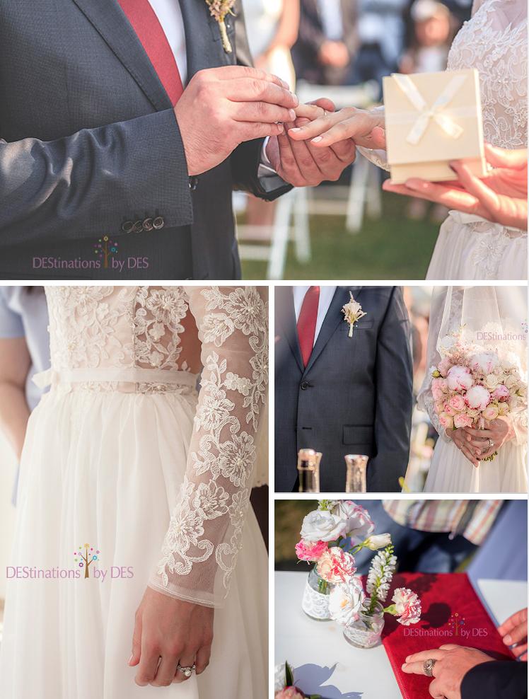 Сватбата на В & А