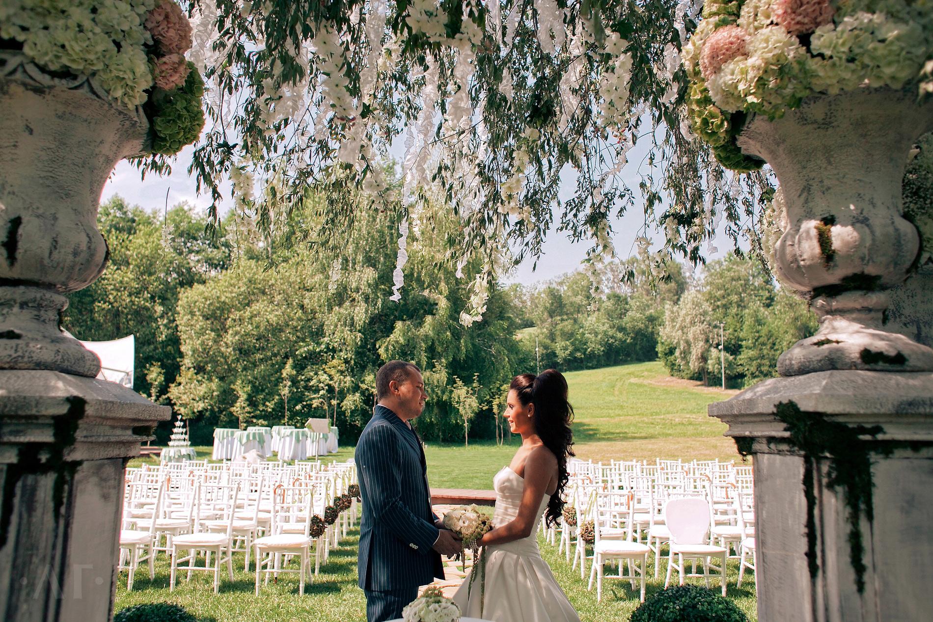 Малка сватба в Италия