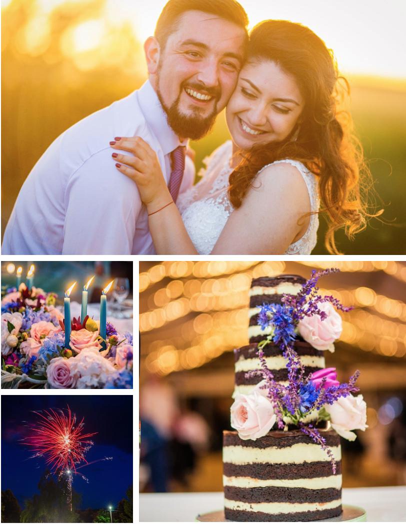 Сватбата на Йоана & Сергей