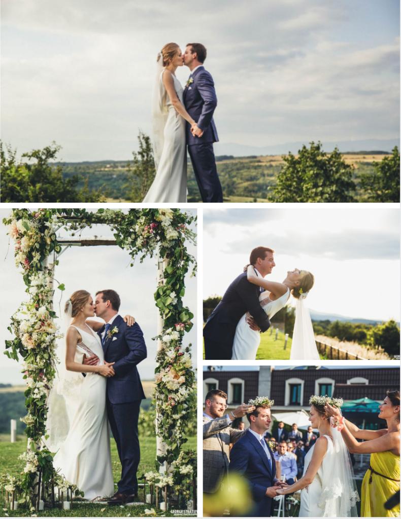 Сватбата на Гергана и Давид