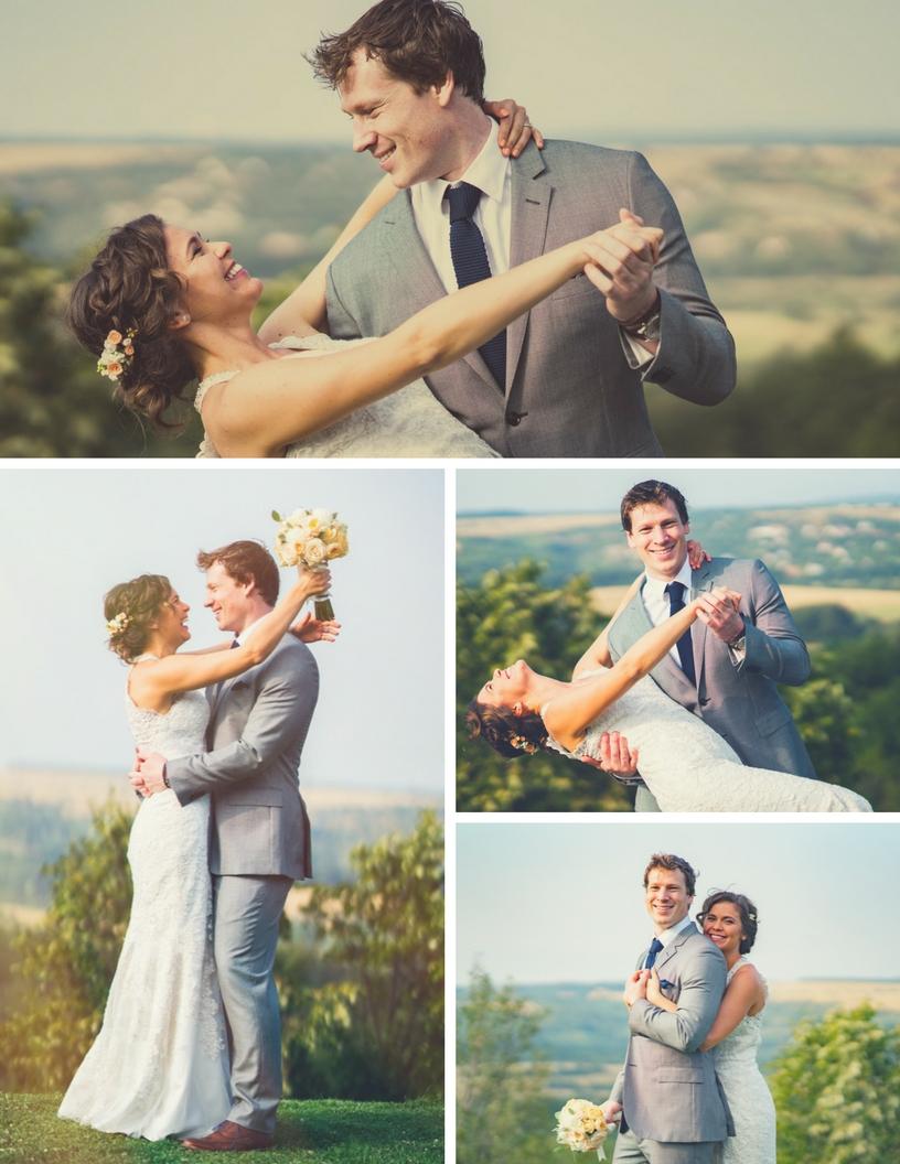 Сватбата на Деси & Марк