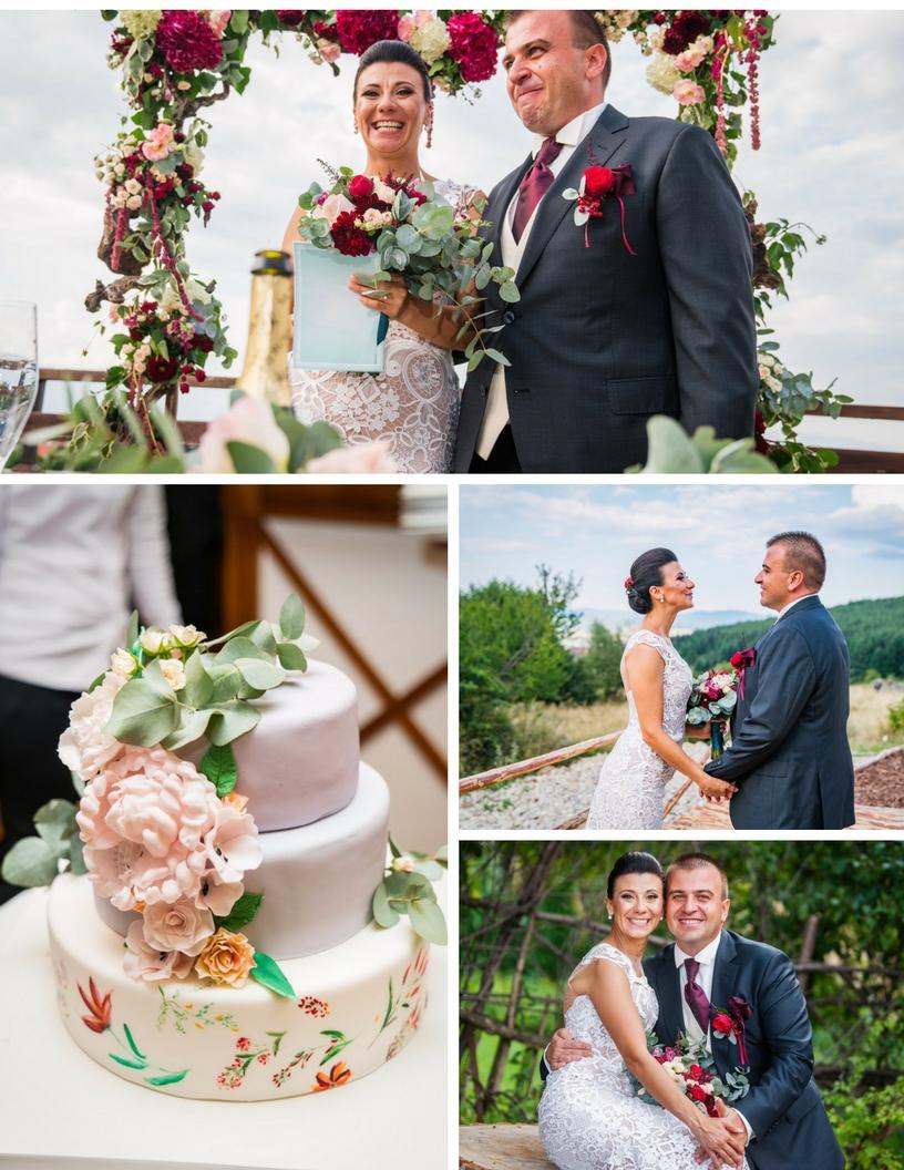 Сватбата на Нефи & Захари