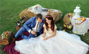 Сватбата на Нели & Димитър