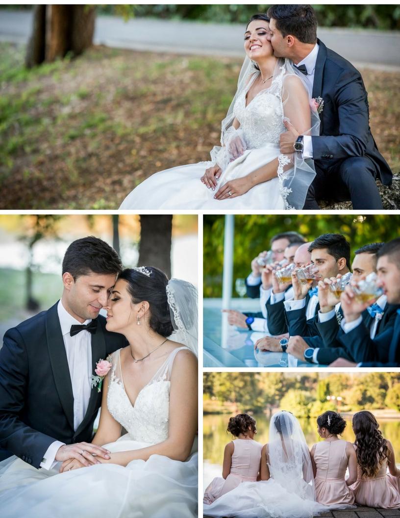Сватбата на Мария & Антоний