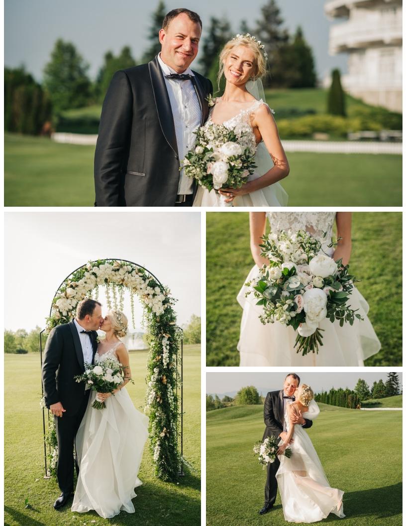 Сватбата на Теодора и Виктор
